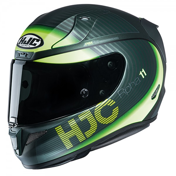 HJC RPHA 11 Bine MC4HSF Fluo Green
