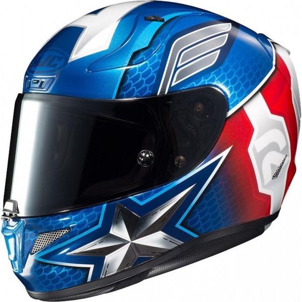 HJC RPHA 11 Captain America Blue