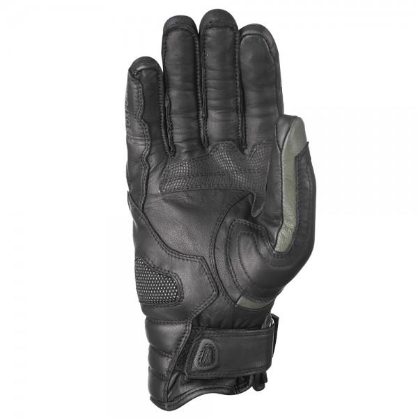 Oxford Mondial Short MS Gloves Tech Green