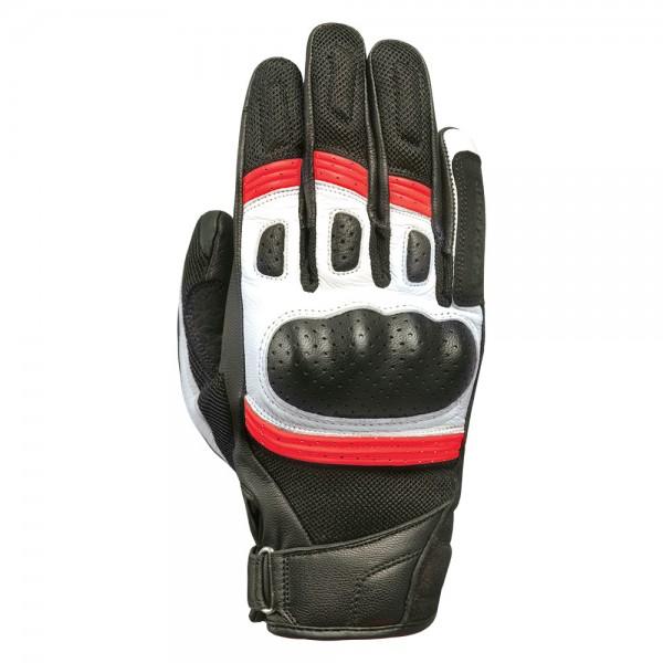 Oxford Glove RP-6S Glove Black Red & White