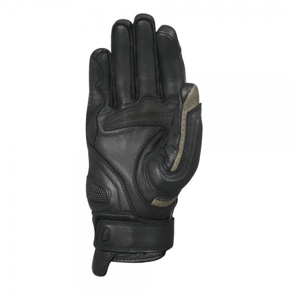 Oxford Hawker Men's Glove Brown Black