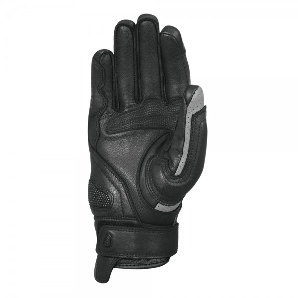 Oxford Hawker Men's Glove Charcoal Black