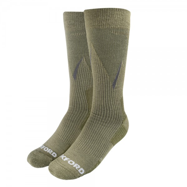 Oxford Merino Oxsocks Grey