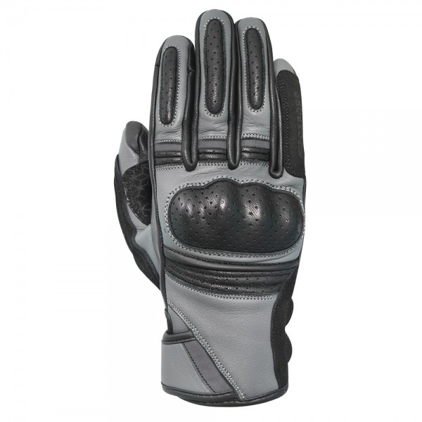 Oxford Ontario Gloves Charcoal & Black