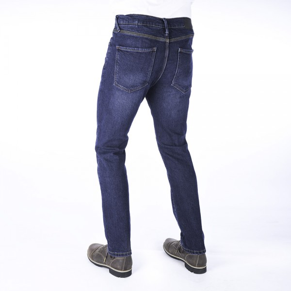 Oxford Original Approved Denim Jeans Slim Fit 2 Year Aged Regular Leg