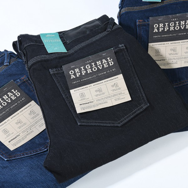 Oxford Original Approved Straight Men's Jean 2 Year Aged Regular