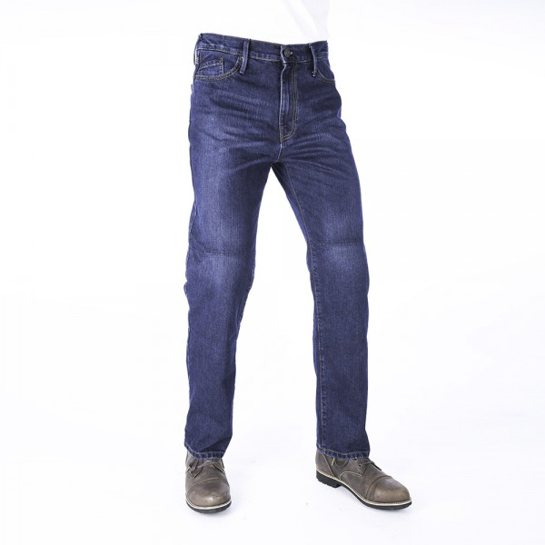 Oxford Original Approved Denim Jeans Straight Fit 2 Year Aged Short Leg