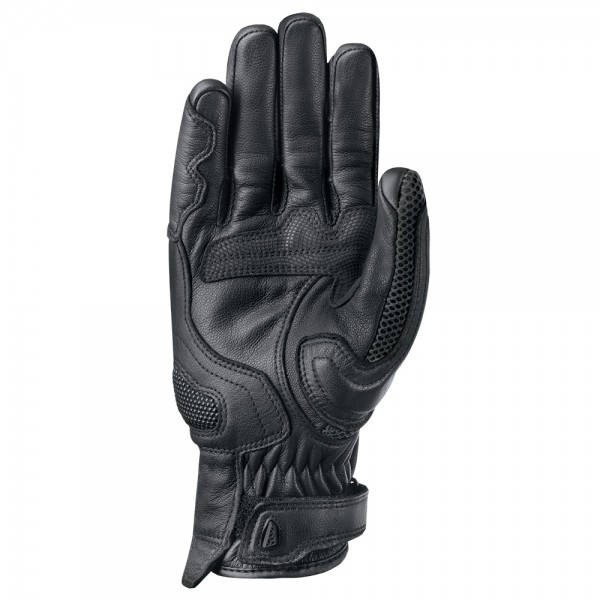 Oxford Rockdale Textile Gloves Black
