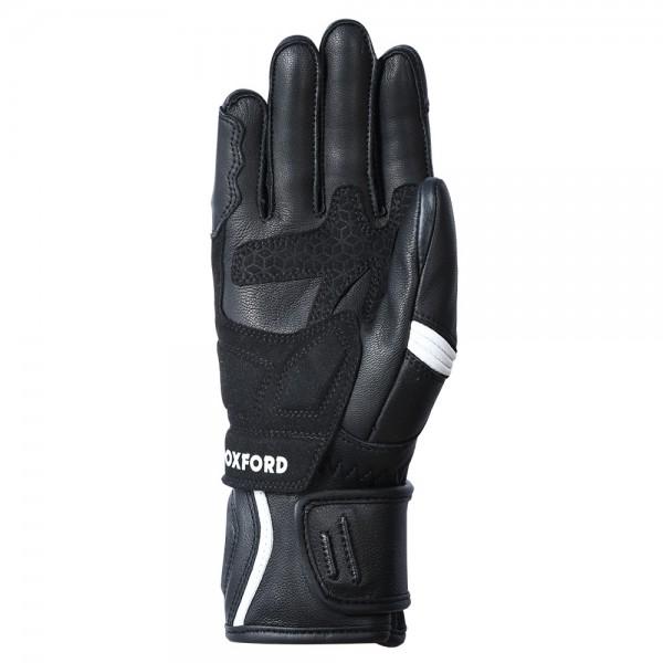Oxford Ladies RP-5 2.0 Leather Gloves Black/White