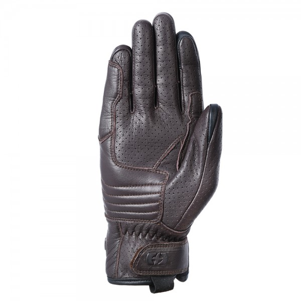 Oxford Tucson Leather Gloves Brown