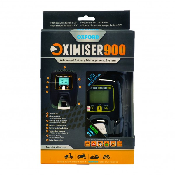 Oximiser 900 Essential Battery Management System