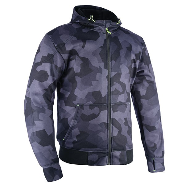 Oxford Super Hoodie 2.0 MS Gry Camo