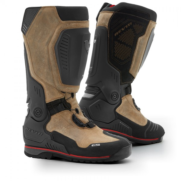 Boots Expedition H2O Black-Brown