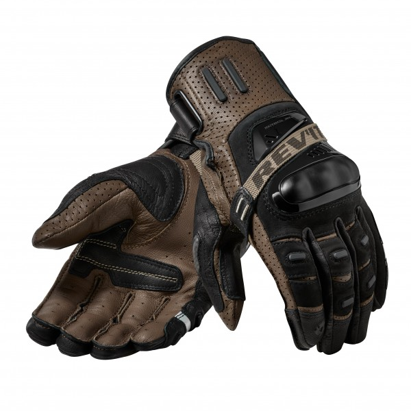 Revit Cayenne Pro Gloves Black-Sand