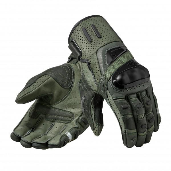 Gloves Cayenne Pro Green-Black
