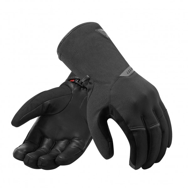 Revit Chevak GTX Black Gloves