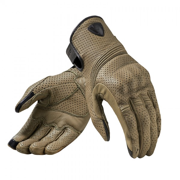 Revit Gloves Fly 3 Ladies Olive Green