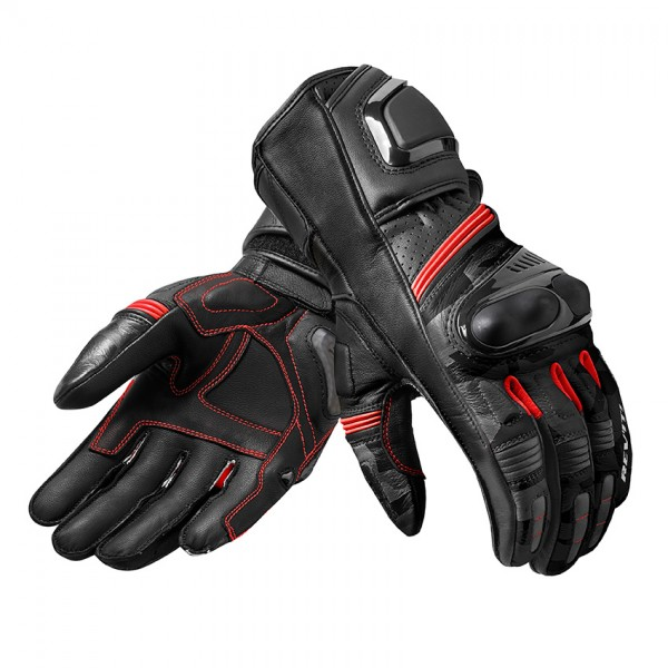 Gloves League Black-Grey