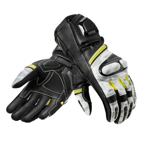 Gloves League Black-White