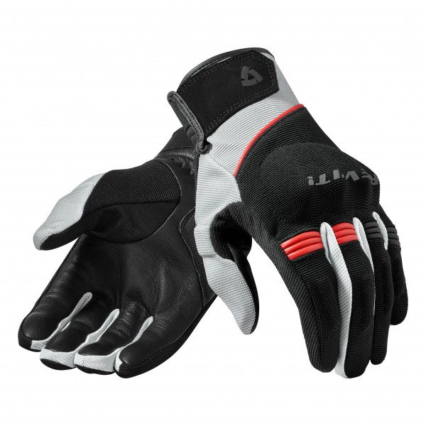 Gloves Mosca Black-Red