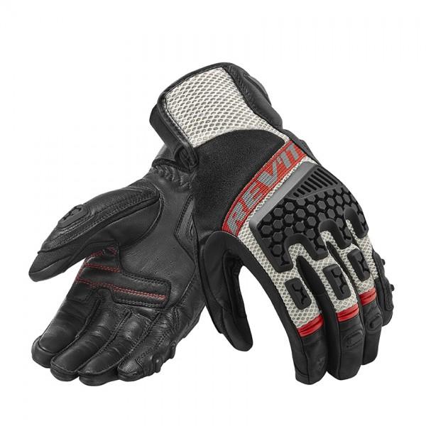 Gloves Sand 3 Black-Red