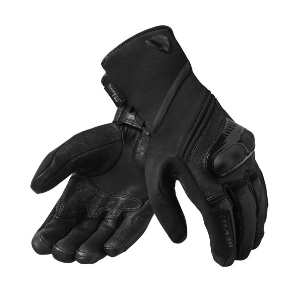 Revit Gloves Sirius 2 H2O Black