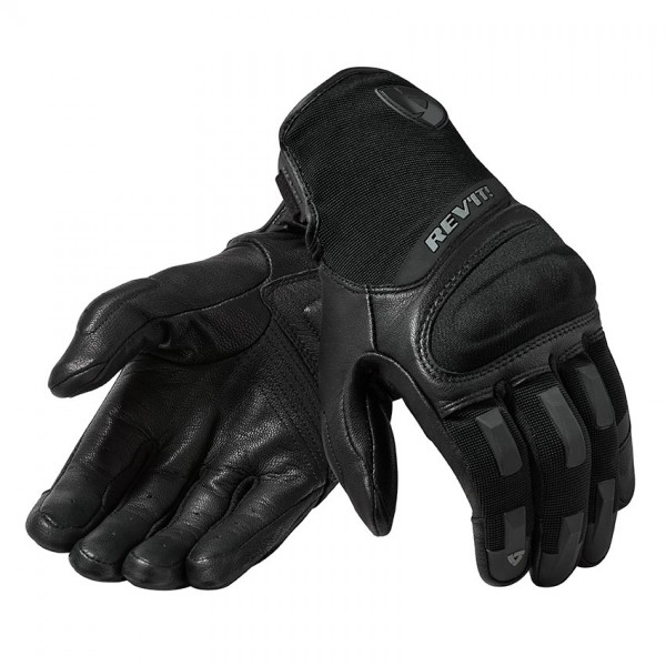 Revit Gloves Striker 3 Black