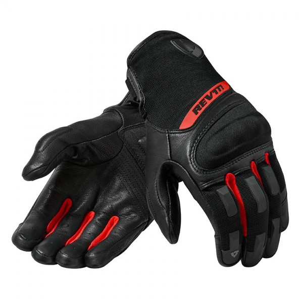 Gloves Striker 3 Black-Red