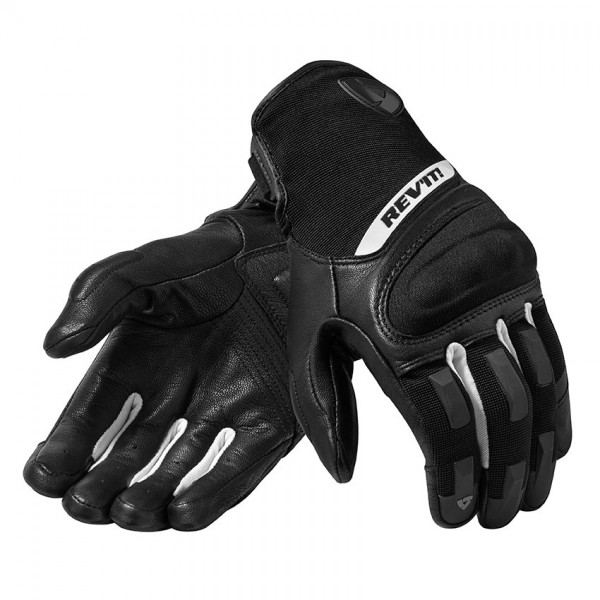 Revit Gloves Striker 3 Black-White