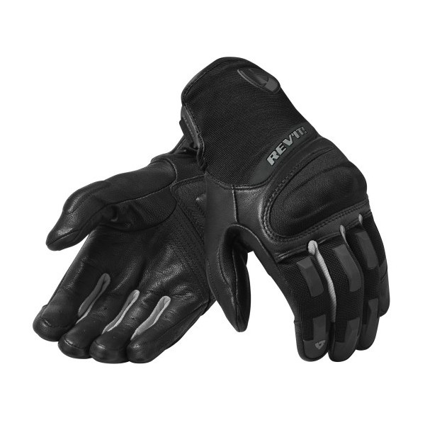 Revit Gloves Striker 3 Silver-Black