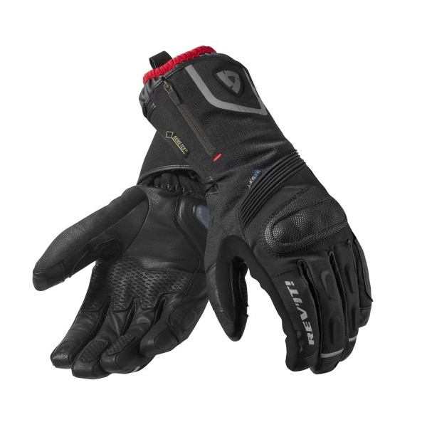 Revit Gloves Taurus GTX Black