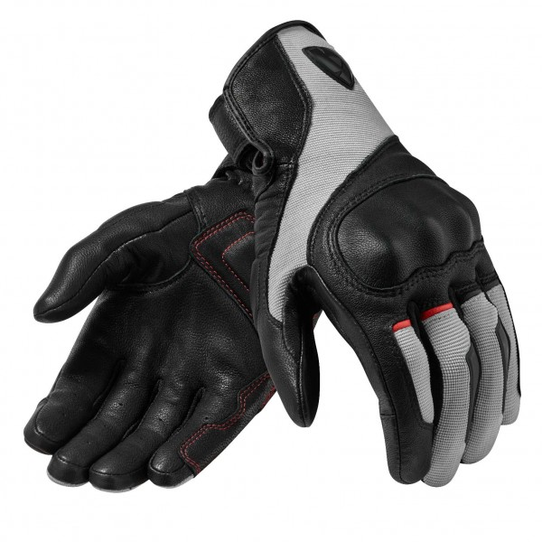 Gloves Titan Black-Grey