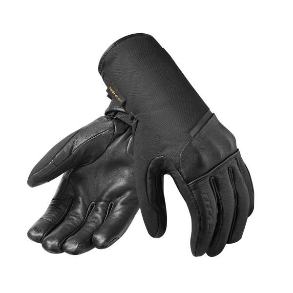 Revit Gloves Trocadero H2O Black
