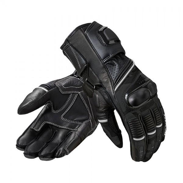 Gloves Xena 3 Ladies Black-Grey