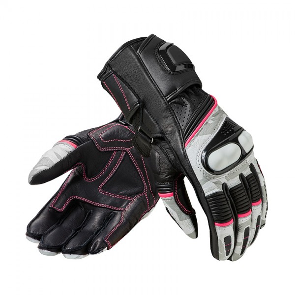 Gloves Xena 3 Ladies Black-White