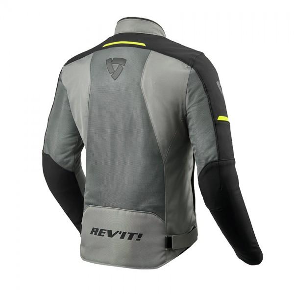 Revit Jacket Airwave 3 Grey-Black