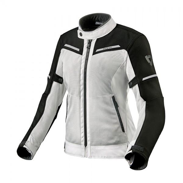 Revit Jacket Airwave 3 Ladies Silver-Black