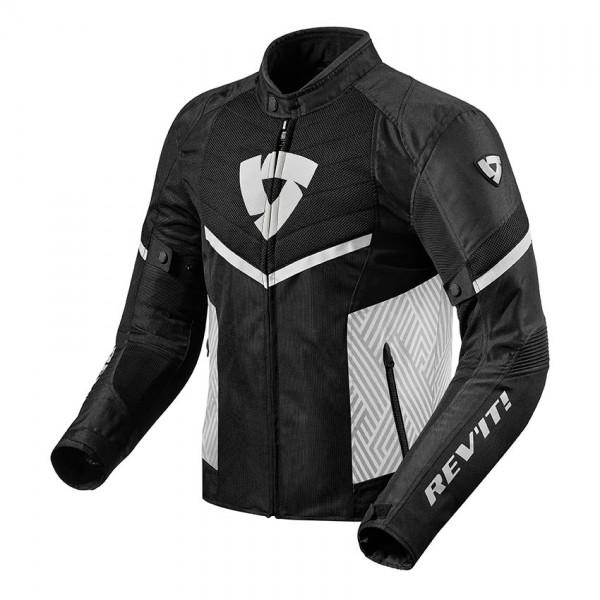 Revit Jacket Arc Air Black-White
