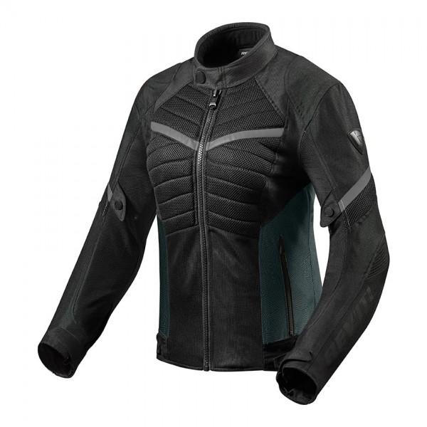 Revit Jacket Arc Air Ladies Black-Grey