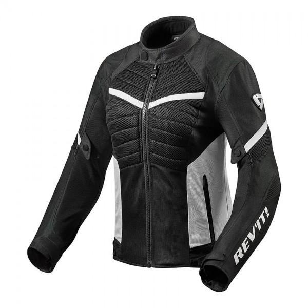 Revit Jacket Arc Air Ladies Black-White