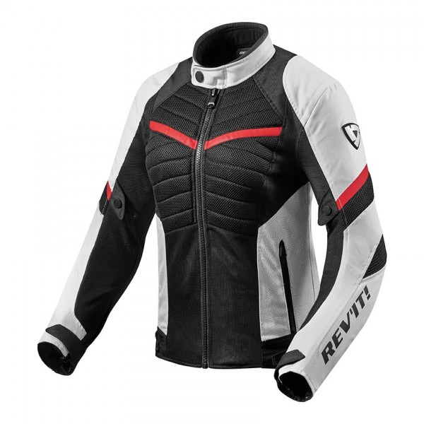 Jacket Arc Air Ladies White-Red