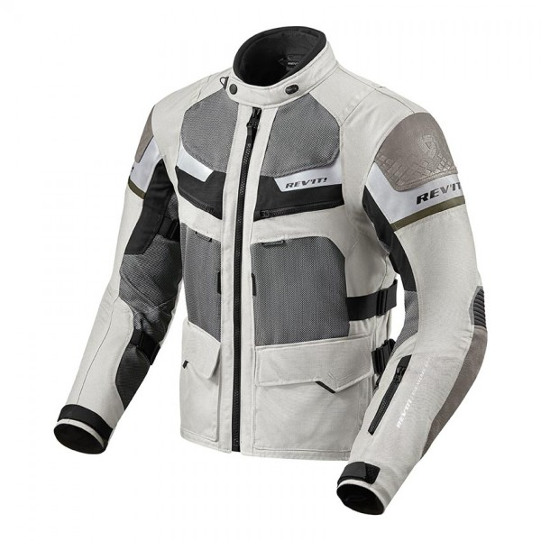Jacket Cayenne Pro Light Grey-Green