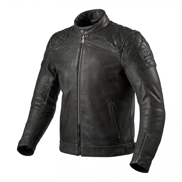 Jacket Cordite Black