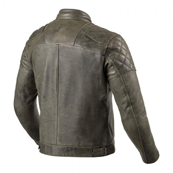Jacket Cordite Olive Green