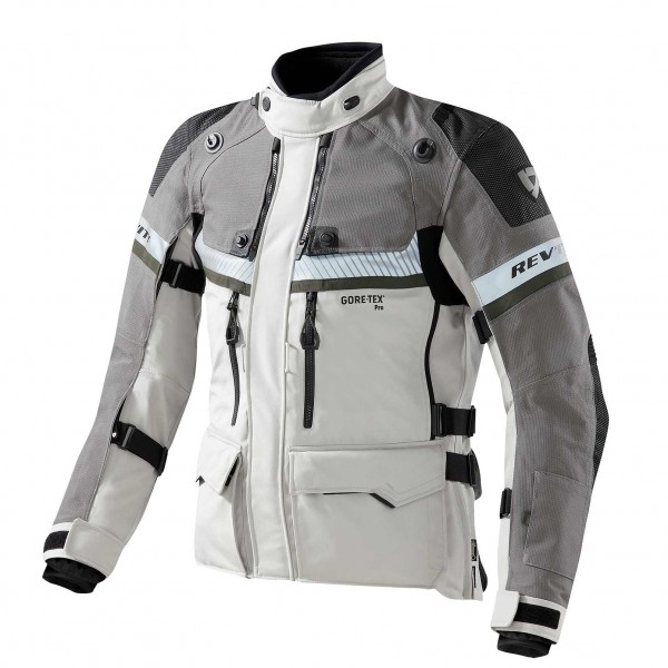 Jacket Dominator GTX Light Grey-Green