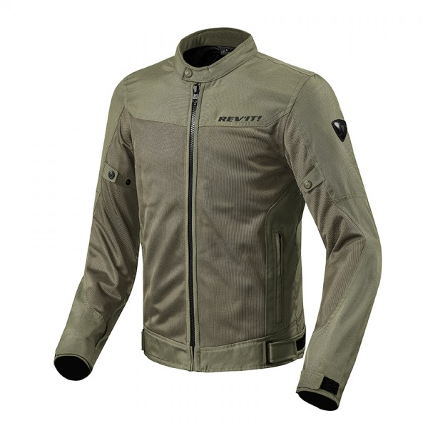 Jacket Eclipse Dark Green