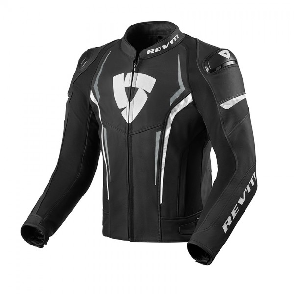 Jacket Glide Black-White