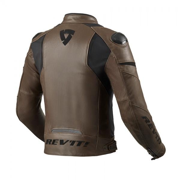 Jacket Glide Vintage Brown