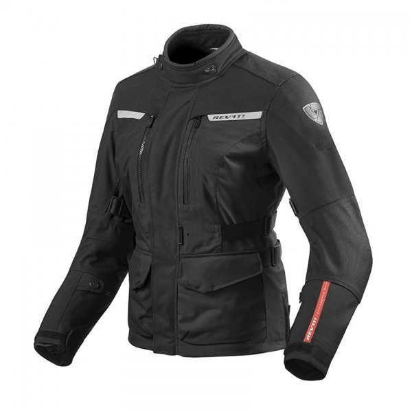 Rev'it Ladies Horizon 2 Textile Jacket - Black