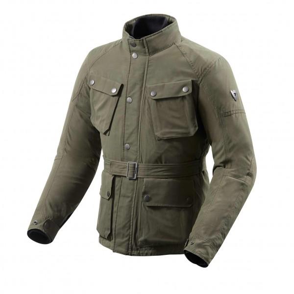 Jacket Livingstone Dark Green